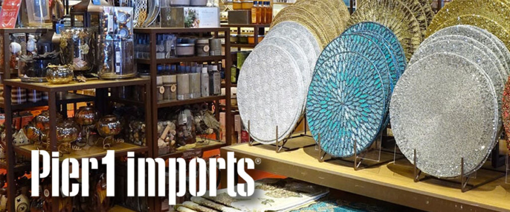pier 1 imports, your home is a story, metaphor, powerful branding and messaging