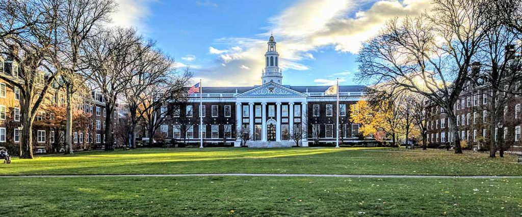 harvard business school baker library -- represents hbs alumni club of dc where we gave our workshop on elevator pitch