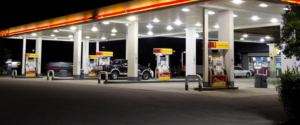 story example of strategic planning at royal dutch shell - picture of shell gas station