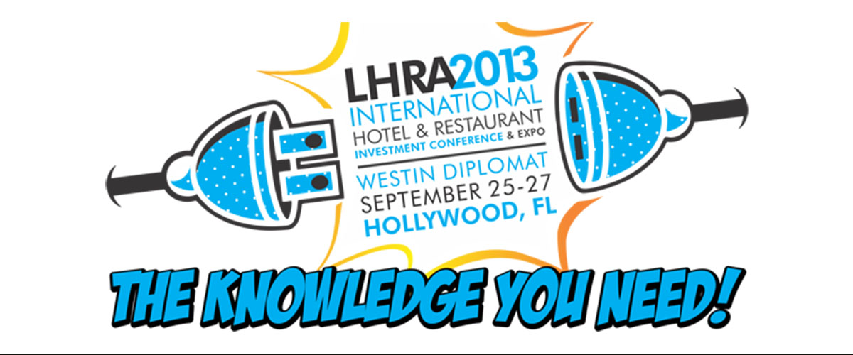 lhra latino hotel and restaurant association logo for annual conference
