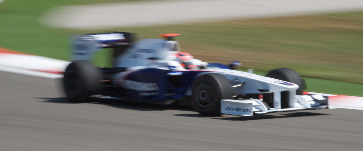 indianapolis 500 race car - the importance of practice