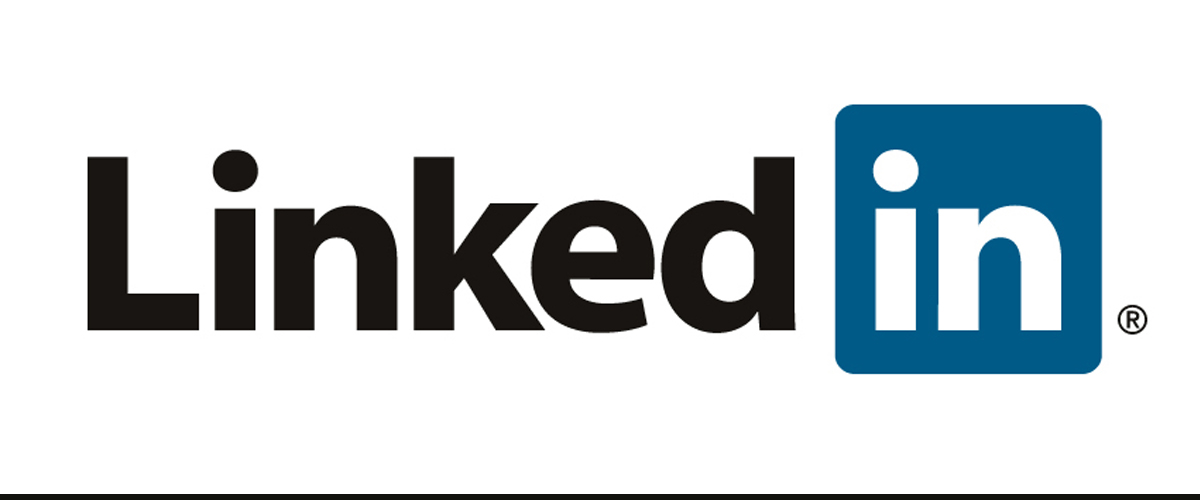 linkedin logo fills most of the image