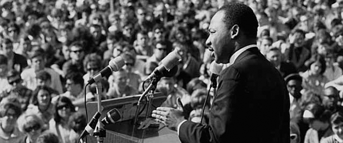 martin luther king, jr. in honor of martin luther king, jr. day 2018