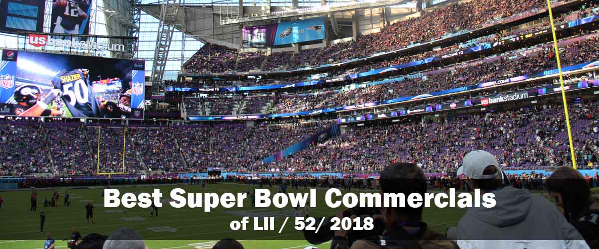 football stadium packed full of fans for super bowl 2018 / lii / 52