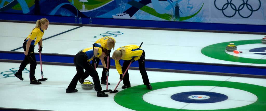 women's olympic curling team