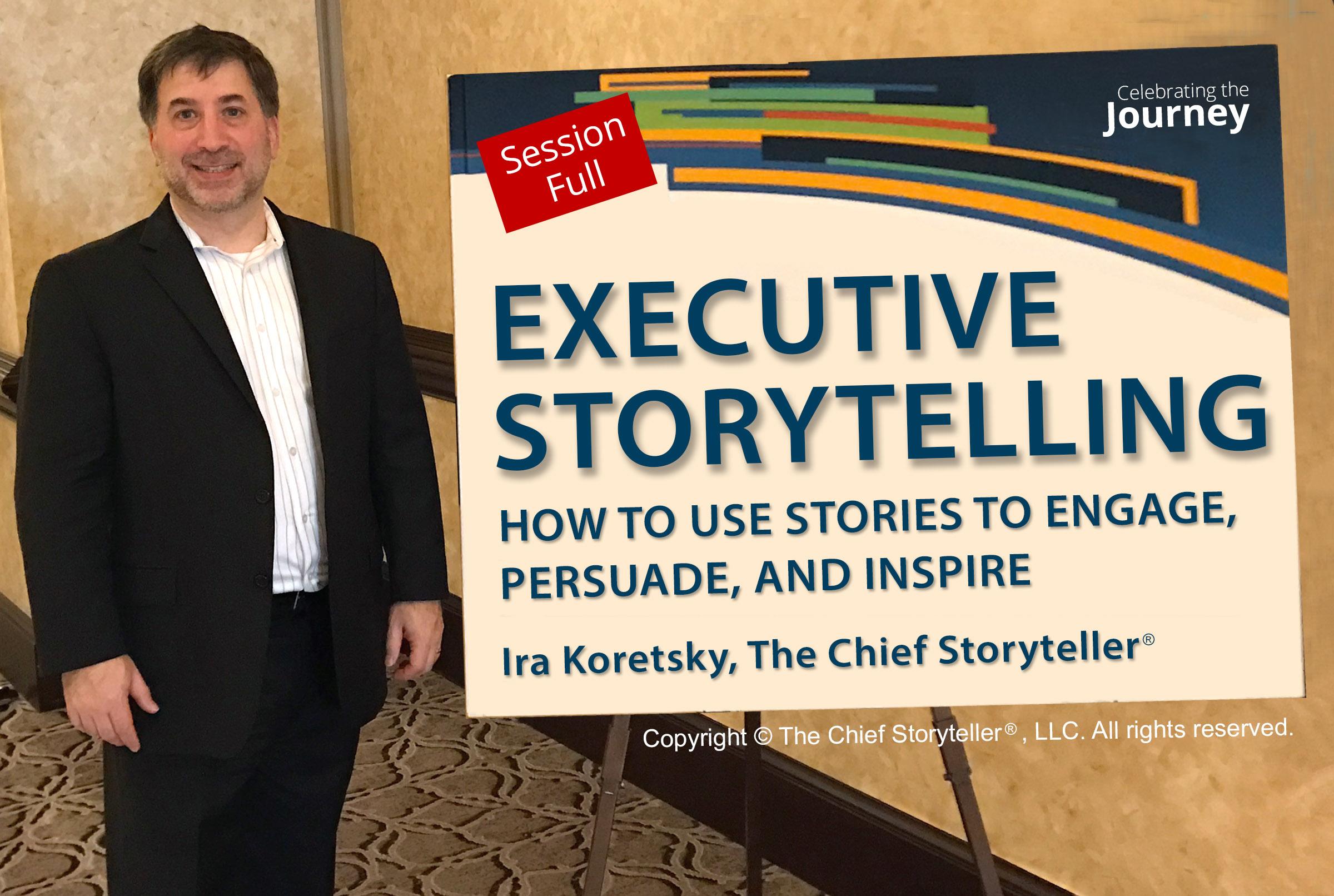 Executive Storytelling
