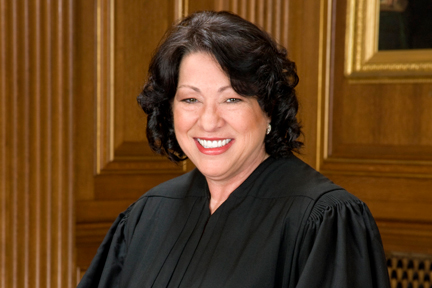 international women's day - great quotes - Sonia Sotomayor