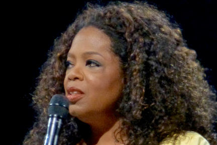 international women's day - great quotes - Oprah Winfrey
