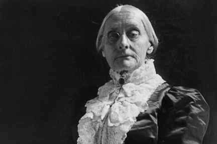international women's day - great quotes - susan b anthony
