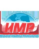 logo international association of hispanic meeting planners iahmp