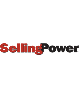 logo for selling power magazine and selling power company