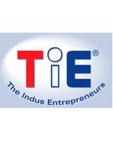 logo for The Indus Entrepreneurs TiE