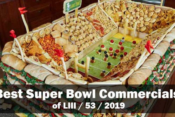 pillsbury snackadium - a huge feast of sandwiches, chips, and snacks shaped into a huge football stadium