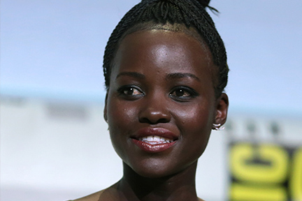 picture of lupita nyongo for international womens day