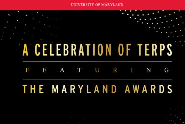image for the annual university of maryland alumni association terp celebration gala