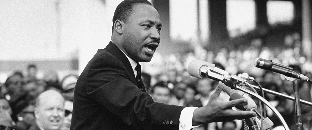 martin luther king junior rememberance day love respect