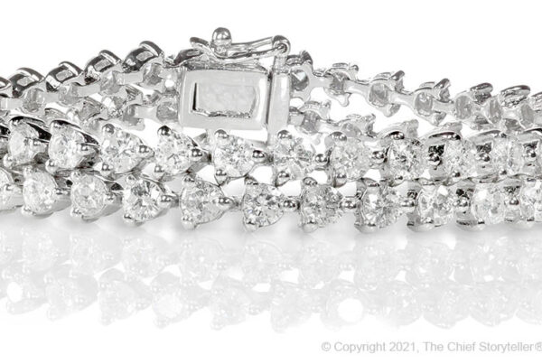 diamond bracelet for the story from The Moneyist, Quentin Fottrell